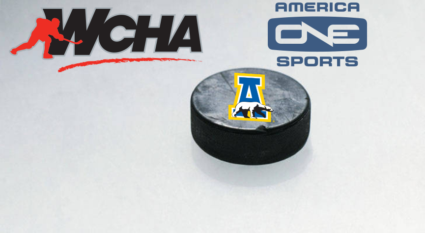 WCHA Partners with America ONE Sports for 2013-14 Season ... 37445c41f85c8